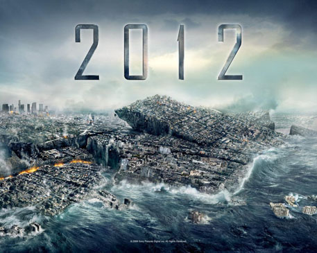 2012 predicts the end of the world