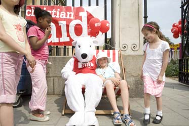Christian Aid launches new videos to promote fundraising