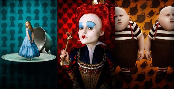 DVD Choice: Alice in Wonderland