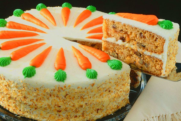 How to make the Best Ever Carrot Cake