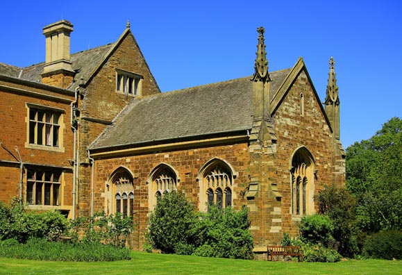 Launde Abbey to host family barbecue