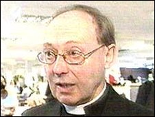 Bishop of Guildford takes Lords seat