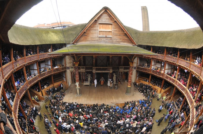 Shakespeare's Globe Theatre to recite King James Bible during Lent