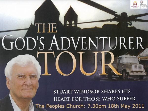 Books of adventure and faith