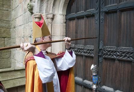 New Bishop of Bradford targets 'rumours' of tensions