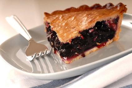 Recipe: Blueberry Pie