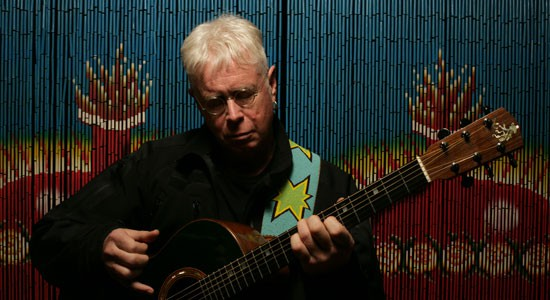 Bruce Cockburn's real calling