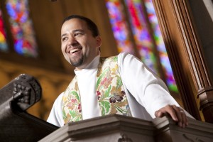 New Dean of Duke University Chapel