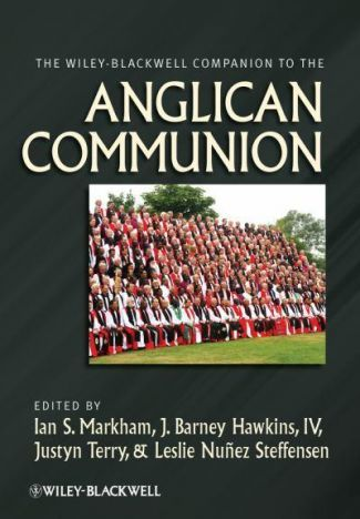 Authors' bid to document the global reach of Anglicanism