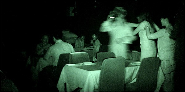Dans Le Noir: An Eye-Opening Experience