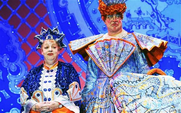 Pantomime  Review: Aladdin