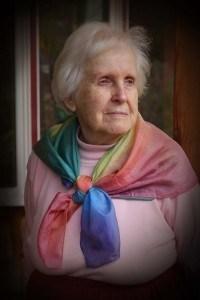 Jeanne Lohmann, poet of America's Great Northwest--photo by Grace Duda