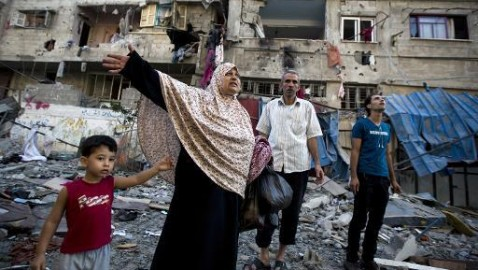 Gaza – when will the bloodshed end?