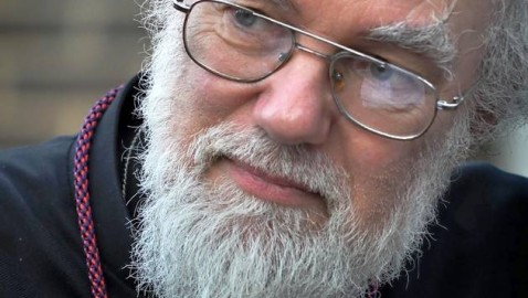 Book Review: The Edge of Words by Rowan Williams
