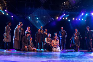 Love Beyond The Musical stage premiere, The Brighton Centre, 13 October 2013