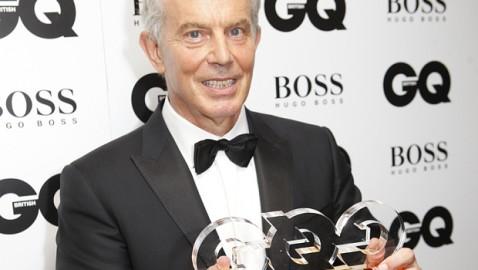 Tony Blair in trouble