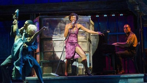 A thrilling musical set in Segregation-era America