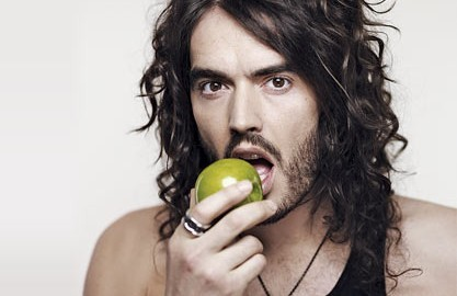 What's the obsession with Russell Brand?