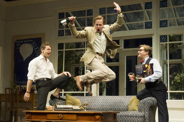 Review: A witty drama about gay manners and morals in the age of AIDS