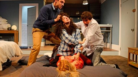 Theatre Review: Bad Jews