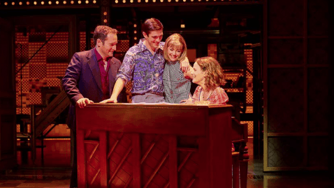 Review: Beautiful: The Carole King Musical