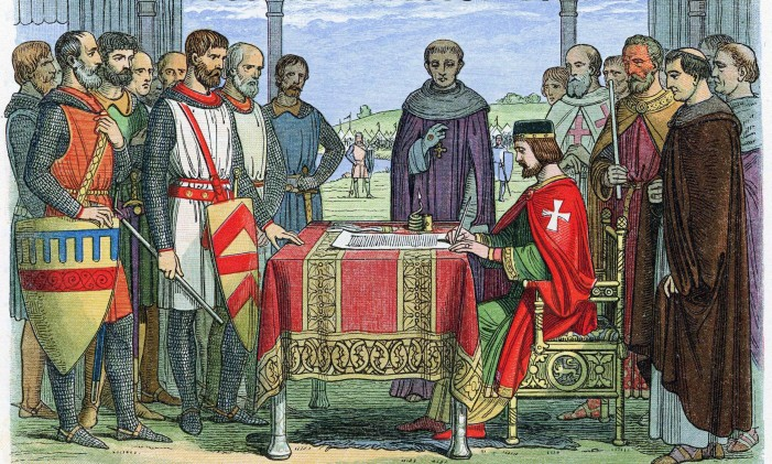 Fascinating facts about Magna Carta