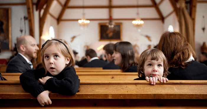 Things Every Kid Who Went To Church Remembers