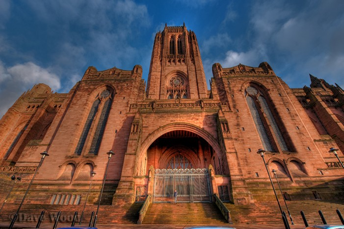New perspective on Liverpool Cathedral