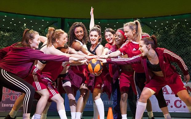 Review: Bend it like Beckham: This new musical doesn't score any own goals