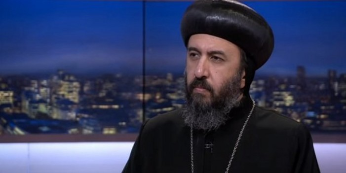 Bishop Angaelos stresses importance of religious freedom