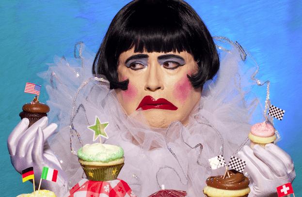 Dina Martina is magically warped comedy cabaret