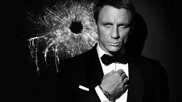 Spectre in Bond's sights