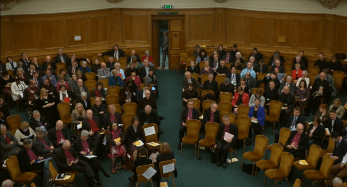 10 things we learned from this week's General Synod