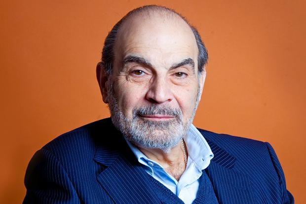 David Suchet: faith, the Bible and doubt