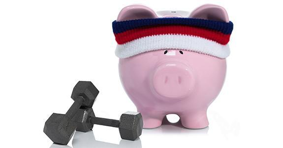 Your 12-month financial fitness plan