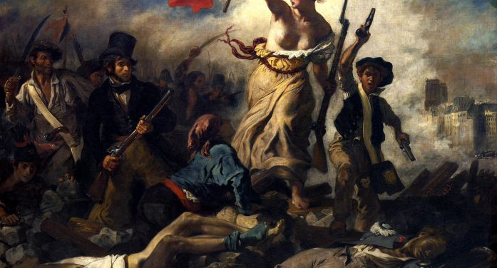 Britain's neglect of Delacroix finally comes to an end