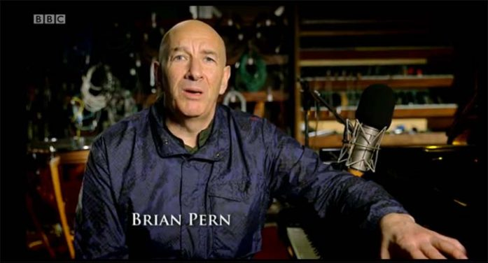 Small Screen Selection: Brian Pern, Complete Series 1-3