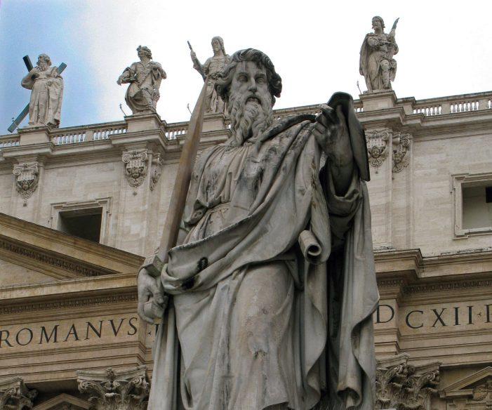 Understanding St Paul