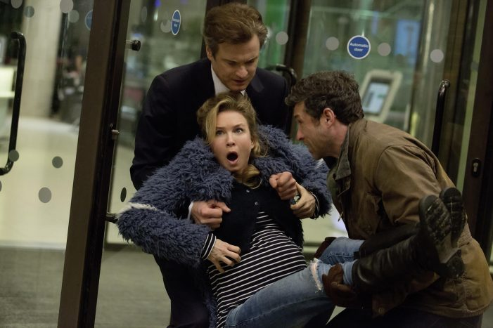 Bridget Jones returns (with baby)