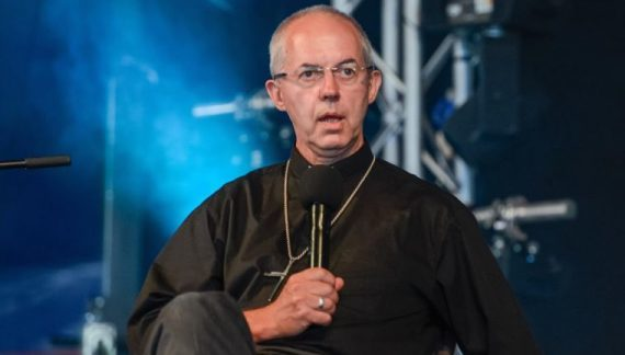Archbishop of Canterbury reveals what keeps him awake at night