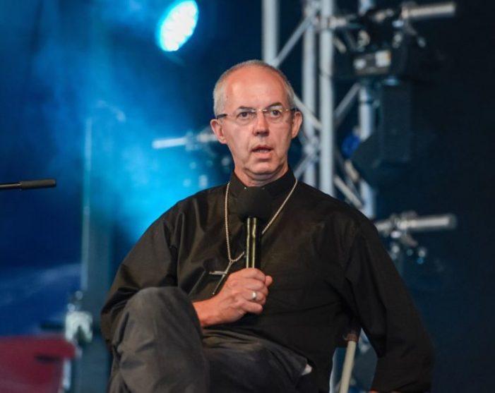 Archbishop of Canterbury reveals what keeps him awake at night