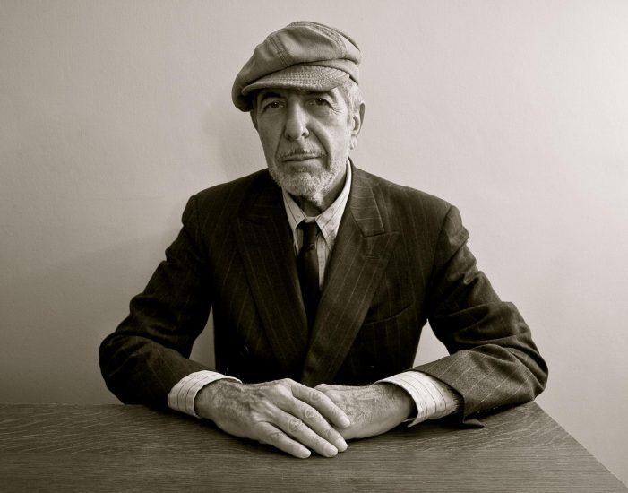 The spiritual landscape of Leonard Cohen
