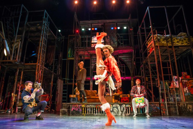 Review: Rent: An energetic cast makes a thrilling 20th anniversary comeback