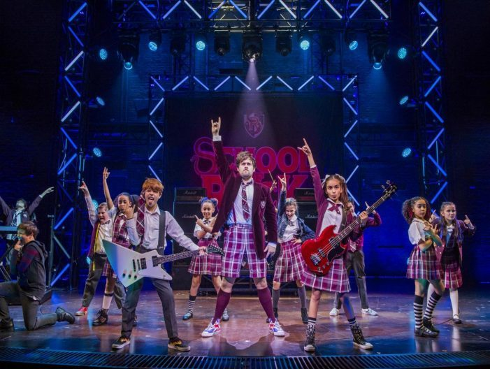 Review: School of Rock is a show that truly rocks!