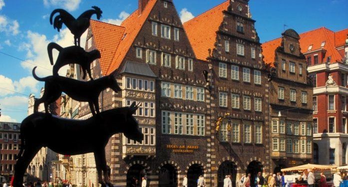 Why a trip to Bremen is the perfect fairytale setting