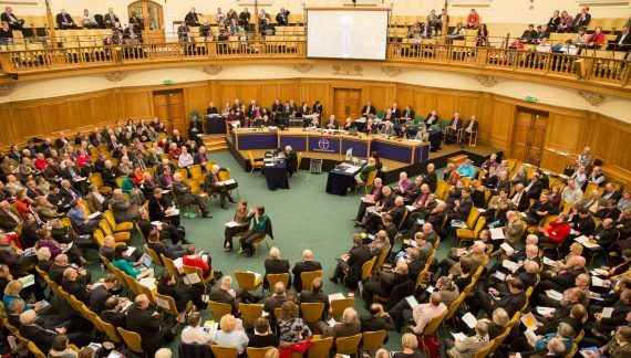 Why the Synod should take note of the report