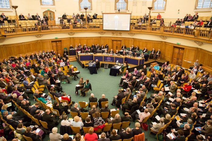 Synod backs increased role for the laity in the life of the Church