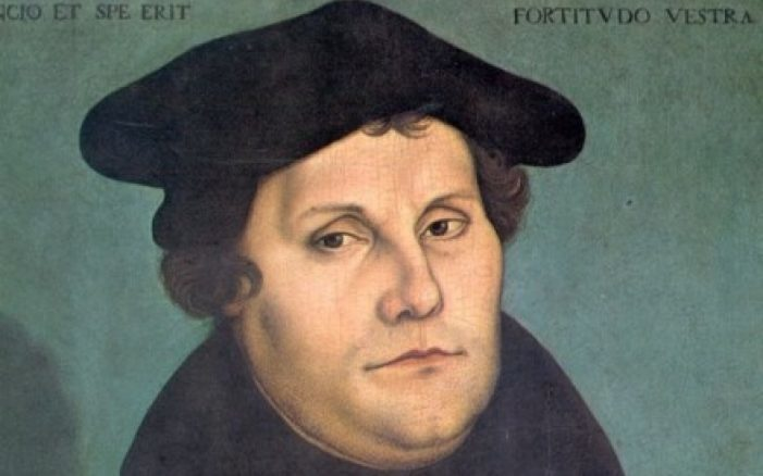 Celebrating Luther