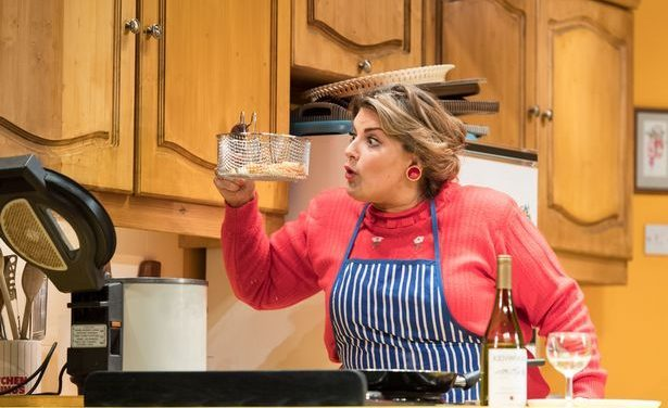 Review: Shirley Valentine goes soul searching once more in this excellent theatrical revival