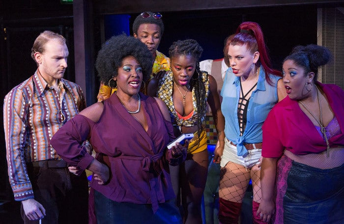 Review:  The Life at the Southwark Playhouse